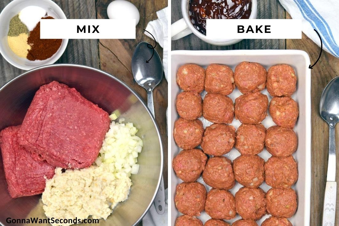 How to make BBQ Meatballs