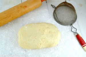 How to make Lion House Rolls, rising the dough