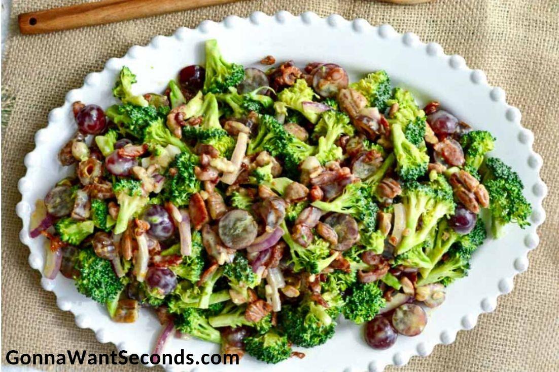 Summer Sides and Salads, Broccoli Salad