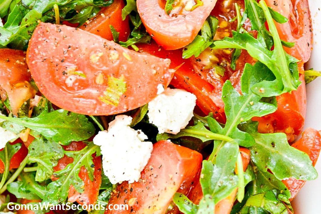 Summer Sides and Salads, Marinated Tomato Salad