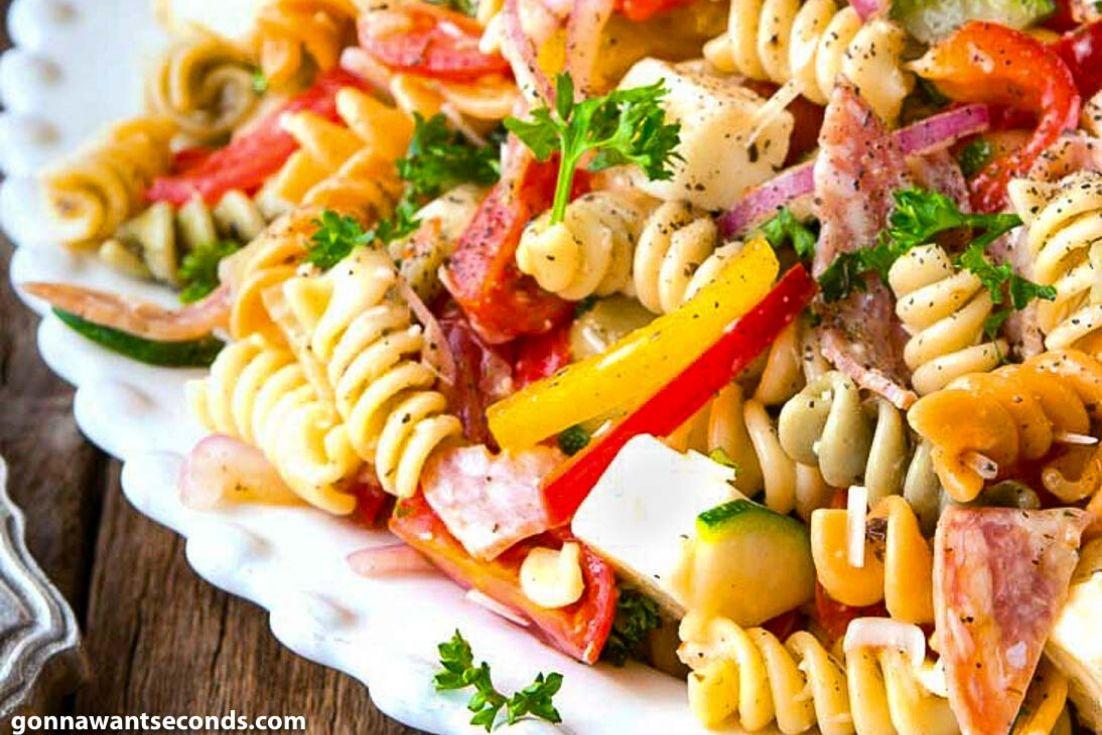 Summer Sides and Salads, Pasta Salad
