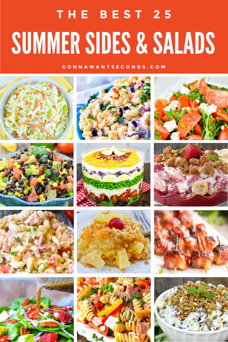 Summer Sides and Salads